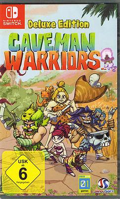 Einfach und sicher online bestellen: Caveman Warriors Deluxe Edition in Österreich kaufen.