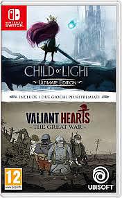 Einfach und sicher online bestellen: Child of Light + Valliant Hearts (EU-Import) in Österreich kaufen.