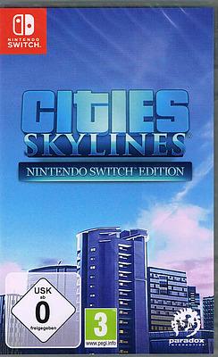 Einfach und sicher online bestellen: Cities Skylines in Österreich kaufen.