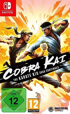 Einfach und sicher online bestellen: Cobra Kai The Karate Kid Saga Continues in Österreich kaufen.