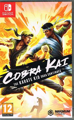 Einfach und sicher online bestellen: Cobra Kai The Karate Kid Saga (PEGI) in Österreich kaufen.