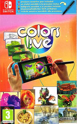 Einfach und sicher online bestellen: Colors Live (PEGI) in Österreich kaufen.