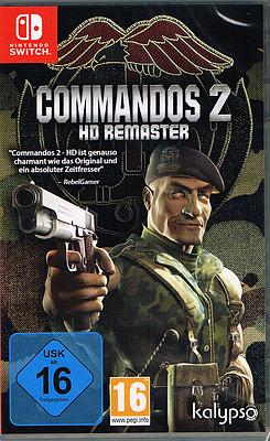 Einfach und sicher online bestellen: Commandos 2 HD Remaster in Österreich kaufen.