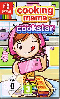 Einfach und sicher online bestellen: Cooking Mama: CookStar in Österreich kaufen.