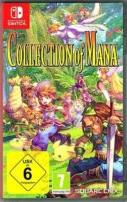 Einfach und sicher online bestellen: Collection of Mana Limitierte Erstauflage in Österreich kaufen.