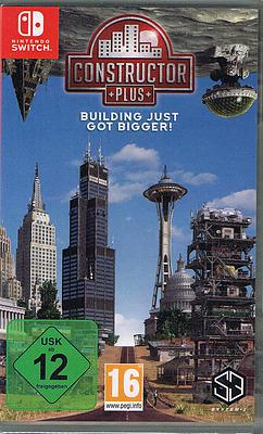 Einfach und sicher online bestellen: Constructor Plus in Österreich kaufen.