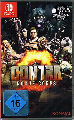 Einfach und sicher online bestellen: Contra - Rogue Corps in Österreich kaufen.