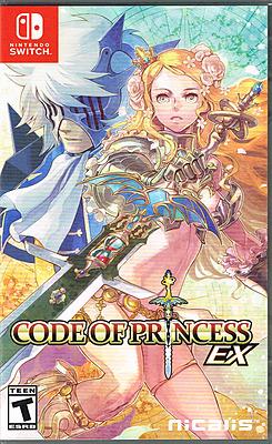 Einfach und sicher online bestellen: Code of Princess EX (US-Import) in Österreich kaufen.