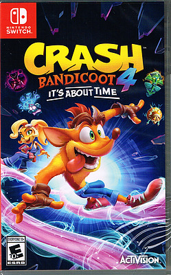 Einfach und sicher online bestellen: Crash Bandicoot 4: It's About Time (US-Import) in Österreich kaufen.