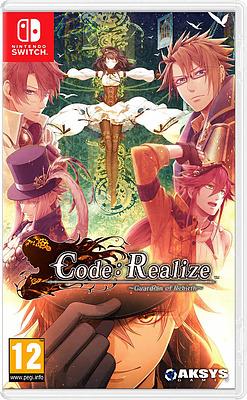Einfach und sicher online bestellen: Code Realize: Guardian of Rebirth (PEGI) in Österreich kaufen.