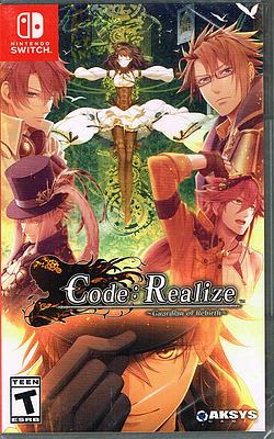 Einfach und sicher online bestellen: Code Realize: Guardian of Rebirth (US-Import) in Österreich kaufen.