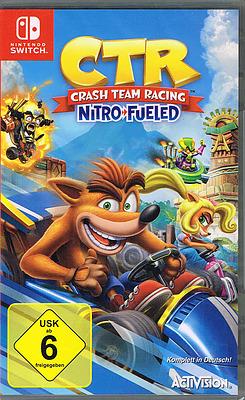 Einfach und sicher online bestellen: Crash Team Racing Nitro-Fueled in Österreich kaufen.
