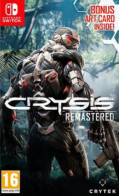 Einfach und sicher online bestellen: Crysis Remastered (AT-PEGI) in Österreich kaufen.