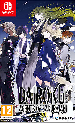 Einfach und sicher online bestellen: Dairoku: Agents of Sakuratani in Österreich kaufen.