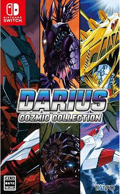 Einfach und sicher online bestellen: Darius Cozmic Collection (Japan-Import) in Österreich kaufen.