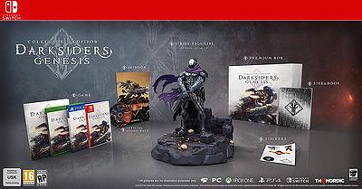 Einfach und sicher online bestellen: Darksiders: Genesis Collector's Edition in Österreich kaufen.