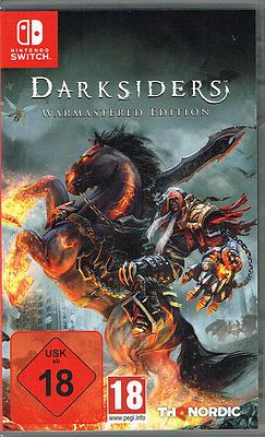 Einfach und sicher online bestellen: Darksiders Warmastered Edition in Österreich kaufen.