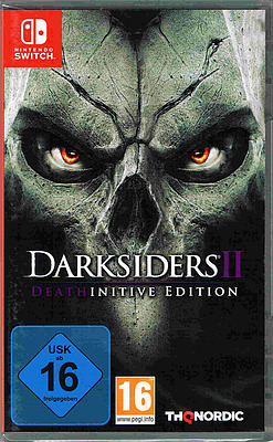 Einfach und sicher online bestellen: Darksiders 2 Deathinitive Edition in Österreich kaufen.