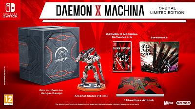 Einfach und sicher online bestellen: Daemon X Machina Collectors Edition in Österreich kaufen.