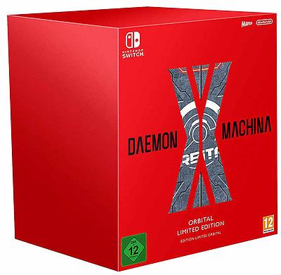 Einfach und sicher online bestellen: Daemon X Machina Orbital Limited Edition (PEGI) in Österreich kaufen.