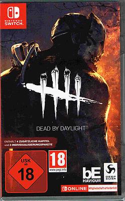 Einfach und sicher online bestellen: Dead by Daylight (AT-PEGI) in Österreich kaufen.