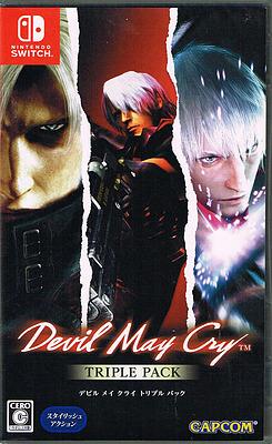 Einfach und sicher online bestellen: Devil May Cry Triple Pack in Österreich kaufen.