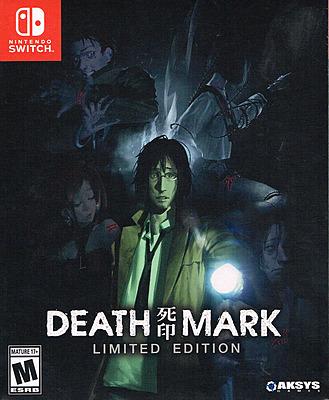 Einfach und sicher online bestellen: Death Mark Limited Edition (US-Import) in Österreich kaufen.