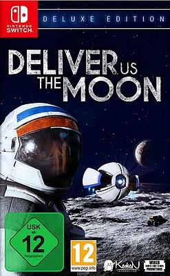 Einfach und sicher online bestellen: Deliver us the Moon Deluxe (PEGI) in Österreich kaufen.