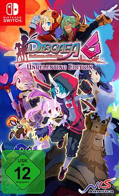 Einfach und sicher online bestellen: Disgaea 6: Defiance of Destiny Unrelenting Edi. in Österreich kaufen.