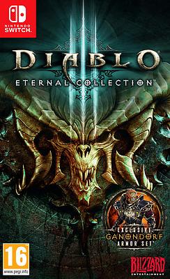 Einfach und sicher online bestellen: Diablo 3 Eternal Collection (AT-PEGI) in Österreich kaufen.