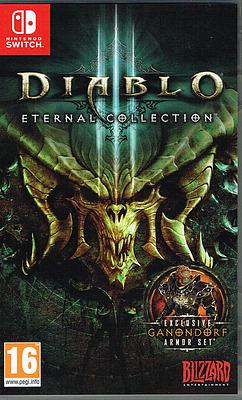 Einfach und sicher online bestellen: Diablo 3 Eternal Collection (EU-Import) in Österreich kaufen.