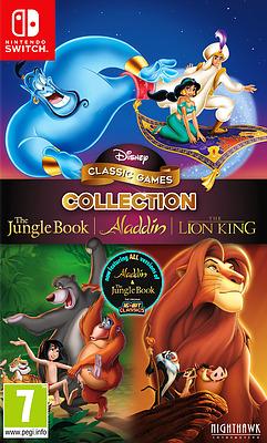 Einfach und sicher online bestellen: Disney Classic Col. Aladdin, König der Löwen + in Österreich kaufen.