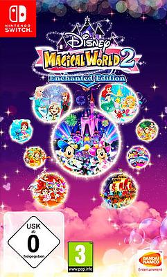Einfach und sicher online bestellen: Disney Magical World 2: Enchanted Edition in Österreich kaufen.