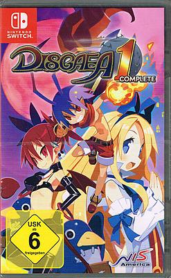 Einfach und sicher online bestellen: Disgaea 1 Complete in Österreich kaufen.