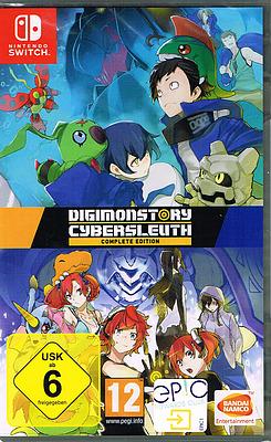 Einfach und sicher online bestellen: Digimon Story: Cyber Sleuth Complete Edition in Österreich kaufen.