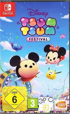 Einfach und sicher online bestellen: Disney Tsum Tsum Festival in Österreich kaufen.