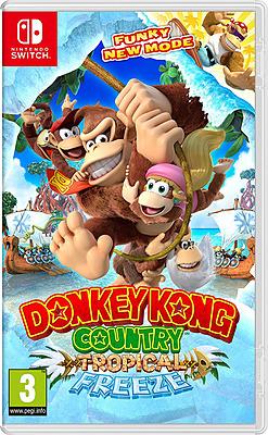 Einfach und sicher online bestellen: Donkey Kong Country Tropical Freeze (EU-Import) in Österreich kaufen.