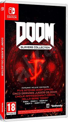Einfach und sicher online bestellen: DOOM Slayers Collection (PEGI) in Österreich kaufen.