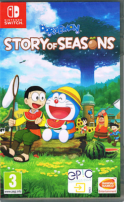 Einfach und sicher online bestellen: Doraemon Story of Seasons in Österreich kaufen.