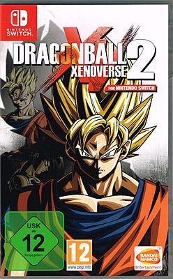 Einfach und sicher online bestellen: Dragon Ball Xenoverse 2 in Österreich kaufen.