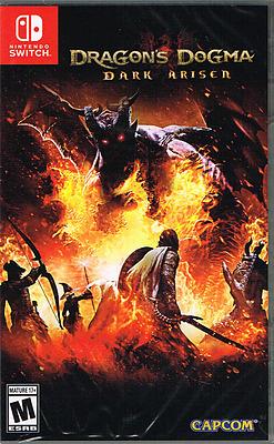 Einfach und sicher online bestellen: Dragons Dogma Dark Arisen HD (US-Import) in Österreich kaufen.