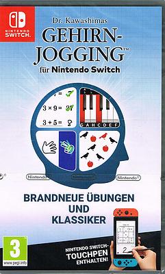 Einfach und sicher online bestellen: Dr. Kawashimas Gehirn-Jogging (AT-PEGI) in Österreich kaufen.