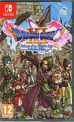 Einfach und sicher online bestellen: Dragon Quest XI S: Streiter des Schicksals in Österreich kaufen.