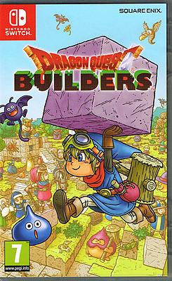 Einfach und sicher online bestellen: Dragon Quest Builders (AT-PEGI) in Österreich kaufen.