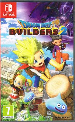 Einfach und sicher online bestellen: Dragon Quest Builders 2 + 2 Boni (AT-PEGI) in Österreich kaufen.
