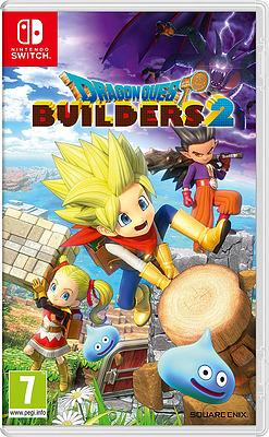 Einfach und sicher online bestellen: Dragon Quest Builders 2 (PEGI) in Österreich kaufen.