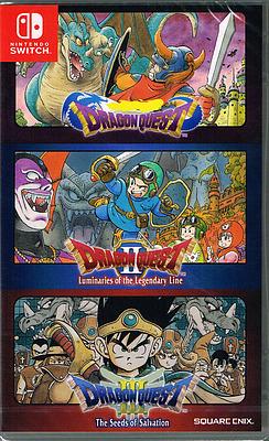 Einfach und sicher online bestellen: Dragon Quest 1,2,3 (US-Import) in Österreich kaufen.