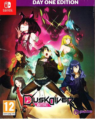 Einfach und sicher online bestellen: Dusk Diver Day One Edition (PEGI) in Österreich kaufen.