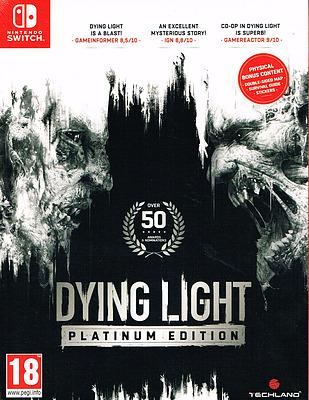 Einfach und sicher online bestellen: Dying Light Platinum Edition (PEGI) in Österreich kaufen.