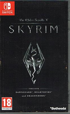 Einfach und sicher online bestellen: Elder Scrolls V: Skyrim (AT-PEGI) in Österreich kaufen.